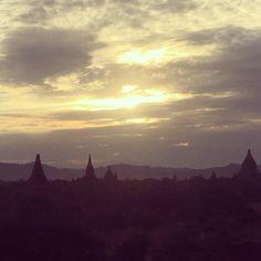 Sight of Bagan temples