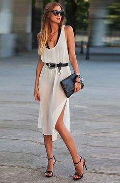 New Stunning and Sexy Sleeveless Halter Dresses - DCO Fashion Boutique