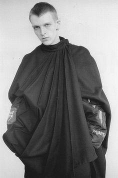 Robbie photographed by Willy Vanderperre, Antwerp, 1999.