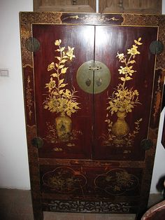 Traditional Chinese Interiors | Traditional Chinese Furniture