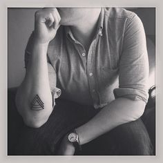 Love this tattoo, I could find so many meanings behind it