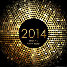 Happy New Year 2014 Beautiful HD Wallpapers_7