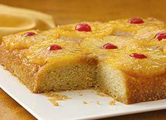 Easy Pineapple Upside-Down Cake - Que Rica Vida