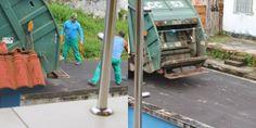 AM: motorista de caminhão que jogou cachorro vivo em triturador responderá em liberdade - Fotos - R7 Cidades