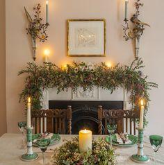 Residence dressing | Flora Starkey floral designer