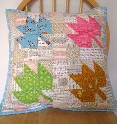 Modern Maples Pillow Top by Euphoria..., via Flickr
