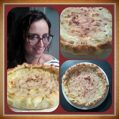 TORTA SALATA PATATE E STRACCHINO!