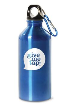 The GiveMeTap Stainless Steel Bottle