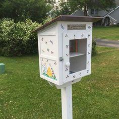 Little Free Library #31875 Ann Arbor, MI