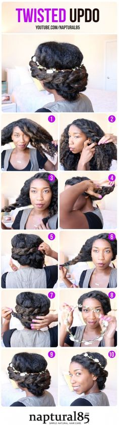 67 #Crushworthy Natural Hair Ideas from Pinterest ...