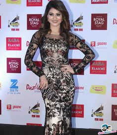 Urvashi Rautela Picture Gallery image # 353562 at Radio Mirchi Awards 2017 containing well categorized pictures,photos,pics and images. Bollywood Actress Hot, Indian Bollywood, Bollywood Stars, Bollywood Fashion, Pakistani Dresses Casual, Casual Dresses, Frock For Teens, Patiala Suit Designs, Saree Models