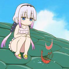 Entertaining Herself [Miss Kobayashi's Dragon Maid] - http://ift.tt/2lryq0G
