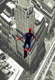 Impresionantes ilustraciones fan de películas, cómics y videojuegos – Alfa Beta Juega
