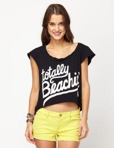T-Shirts for Girls & Women | Roxy.com