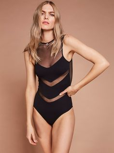 7ed034b2acd From the Top Bodysuit. Free People. Lace SilkMesh BodysuitWomens  BodysuitBlack BodysuitBodysuit FashionLeotard FashionPlaysuit RomperJumpsuit Bustiers