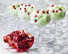 pistachio pomegranate salad | The Secret Life of a Chef's Wife