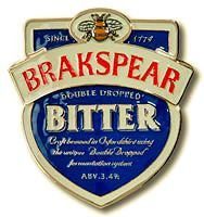 BRAKSPEAR'S BITTER - crystal, Black and Maris Otter pale malts provide the backbone of this outstanding rich beer. Hops are added three times to distinct flavours. The brewing recipe uses Fuggles and Goldings as with the cask version and, vitally, the original Brakspear yeast. But the real differentiation comes from the use of the flavour-yielding 'double-dropped' fermentation system.