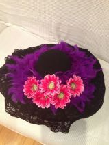 Sombreros de Catrinas elegantes para celebrar