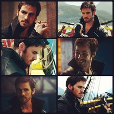 Captain Hook- OUAT