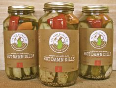 Yee-Haw Pickles Manifest Your Pickle Destiny - We are 100% committed to making the best, naturally preserved, small-batch pickles in a susta...