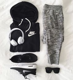 YES OR NO!? ❤️ Tag Your Friends! Via @style.above! #fashion #beautiful #pretty #ootd #outfit #nike #goals
