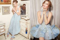 'Downton Abbey's' Lily James reveals her real-life Cinderella story | New York Post