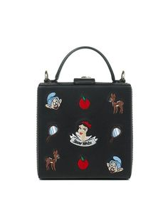 W CONCEPT : W컨셉 - [HIGH CHEEKS:하이칙스] [Disney│highcheeks]Snow White Pattern Trunk Bag