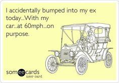 Hahahahahaha oh how I wish.