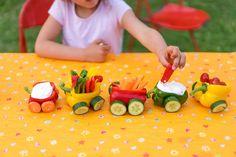 Mia figlia di tre anni non tocca le verdure e io le ho tentate tutte. Devo gettare la spugna? Leggi