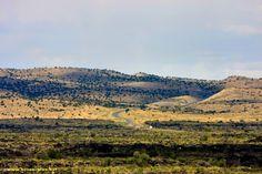 La Valley of Fires NRA a Carrizozo - Nouveau Mexique - Etats Unis