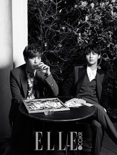 More of CNBLUE In Elle Korea's March 2014 Issue   Couch Kimchi