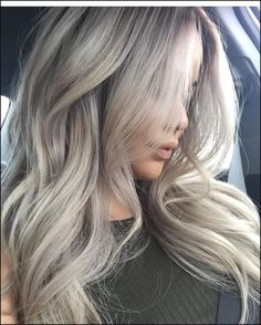 51 Pretty Blonde Hair Color Ideas | Haar ideen, Blonde haare und ... | Einfache Frisuren