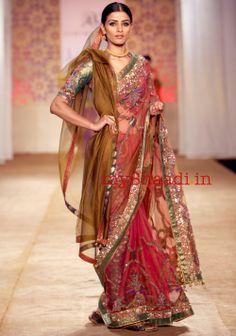 Indian Bridal Wear by Ashima Leena