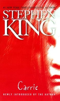 Carrie (Stephen King) books-worth-reading