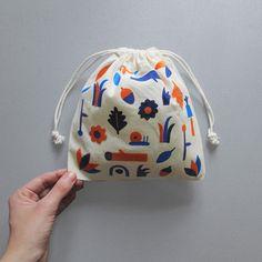 Tiny bag by steffiebrocoli on Etsy, €25.00