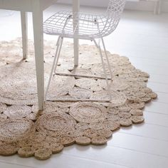 Our Geranium Weave rug | armadillo-co.com