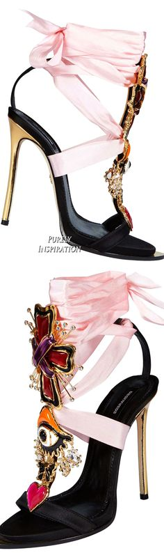 Dsquared2 Satin Sandals   Purely Inspiration