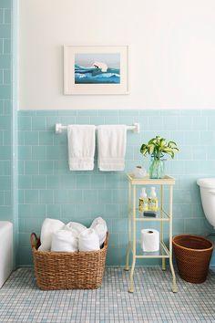 Cómo decorar un baño, guía rápida para una decoración 10