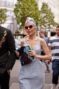 Coeur De Parisienne: #ulyana sergeenko, #street style, so chic, #stylish