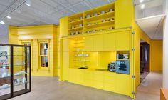BEHF Neue Wiener Werkstätte Flagshipstore