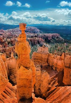 Thors Hammer - Bryce Canyon National Park, Utah