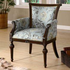 $472 Elegant Exposed Wood Chair - Coaster Co.