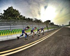 Power up  #venividivici #training #speedinlineskate #love #athlete