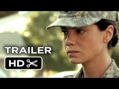 Fort Bliss Official Trailer 1 (2014) - Michelle Monaghan War Drama HD: Playing in september