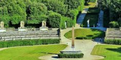 IT LIVES FOR MORE THAN TWO HUNDRED YEARS: The Boboli Gardens in Florence | Meeting Benches