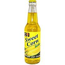 Sweet Corn Soda from Blooms Candy & Soda Pop Shop. Saved to Glass Bottled Soda. Shop more products from Blooms Candy & Soda Pop Shop on Wanelo. Gross Food, Weird Food, Chocolate Pancakes, Food Humor, Funny Food, Bad Food, Sweet Corn, Summer Picnic, Glass Bottles