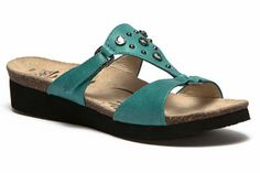 NEW NEW NEW! ABEO 'Cadi' in turquoise!