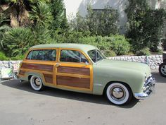 49 Ford Station Wagon