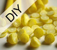 The Mini Food Blog: tons of dollhouse miniature mini food polymer clay fimo tutorial
