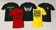 Las primeras camisetas ya están listas /The first t-shirts are now ready http://www.bravebikersoriginal.com/ #bravebikers #bbbc